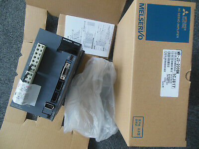 Mitsubishi Servo Drive Mr-J3-200Bn Free Expedited Shipping Mrj3200Bn New