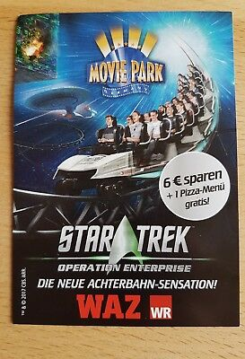 Movie park rabatt coupons