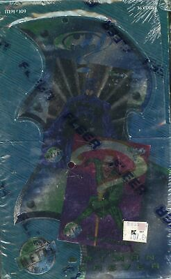 Batman Forever Metal Hobby Card Box