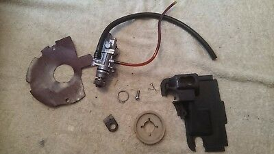 Cpi Gtr 50 2005 Engine Oil 2 Stroke Pump With Drive Gear And Cover