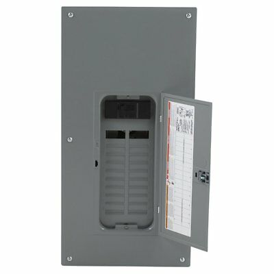 Main Circuit Breakers Panel Box 200 Amp 20-Space 40-Circuits Electrical Supplies