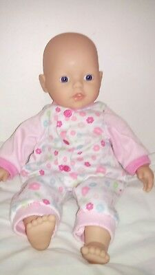"""Zapf Creations My First Annabell Little Baby Born Doll 35cm/13"""""""