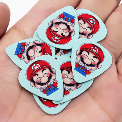 Lilo and Stitch Stitch Character Themed Set of 10 Guitar Picks