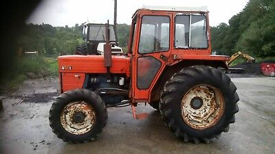 universal utb 640 dt 4 cyl 4x4 tractor not a mini digger excavator cheapchearful