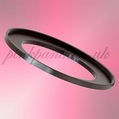 58mm Lens Thread to 62mm Filter Step Up Ring Adapter 58mm-62mm 58-62 58-62mm