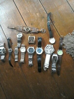 job lot old watches