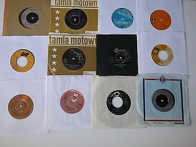 """Northern Soul Record Collection Bundel 7"""" Vinyl X 12 Singles Listed"""
