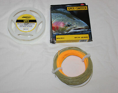 Airflo Delta Spey 2 #9/10 680grains - Salmon Fly Line