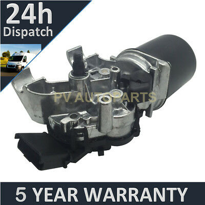 For Renault Clio1.2 1.4 1.6 2.0 1.5 Dci 1.1  Front 12V Windscreen Wiper Motor