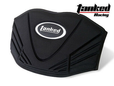 Kidney Belt Offroad Motorcycle ATV Lumbar Lower Back Support Tanked Racing