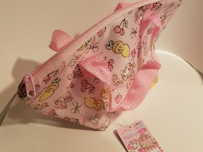 Sanrio My Melody Thermo Thermal Insulated Lunch Bento Pouch Bag