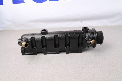 06 SEA-DOO GTX LIMITED 215 SUPERCHARGED IC exhaust manifold, y pipe, header