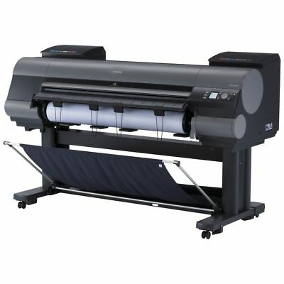 """Canon iPF8300s imagePROGRAF 44 inch 44"""" Large Format Inkjet Printer - WITH INK!"""