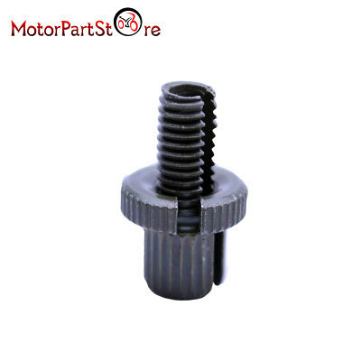 CLUTCH CABLE PERCH ADJUSTER BOLT NUT Fit CR RM KX YZ CRF YZF