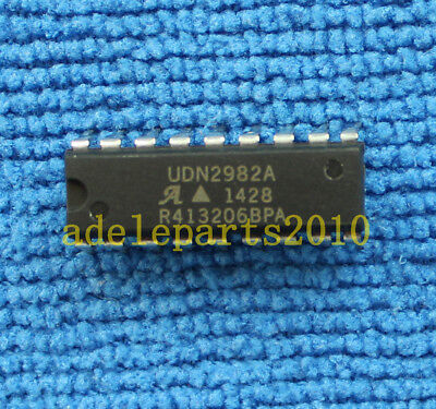 2pcs UDN6118A-1 UDN6118A DISPLAY DRIVER IC ALLEGRO DIP-18