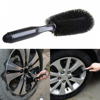 New Style Car Wheel Tire Rim Scrub Brush Washing Cleaner Vehicle Cleaning Tool