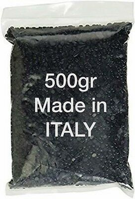 Black Wax Cera Nera Indolore Originale Made In Italy 500gr In Grani Top Quality