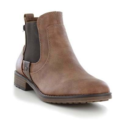 MUSTANG Women's Ankle Boots Brown