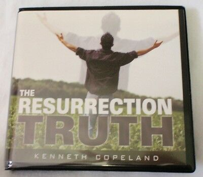 2 Cd Set Kenneth Copeland - The Resurrection Truth - Religion