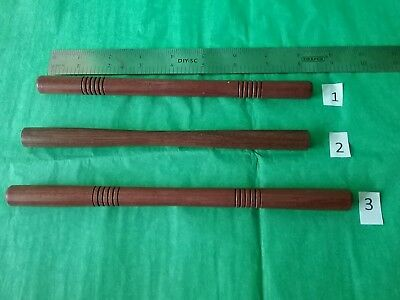mahogany tippers/beaters