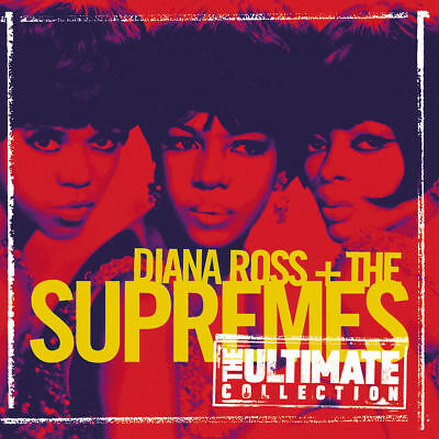 ROSS DIANA & THE SUPREMES - Ultimate Collection