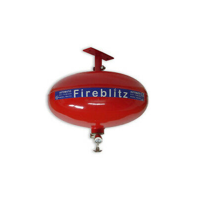 6kg Fireblitz ABC Dry Powder Automatic Fire Suppression Unit/Fire Extinguisher