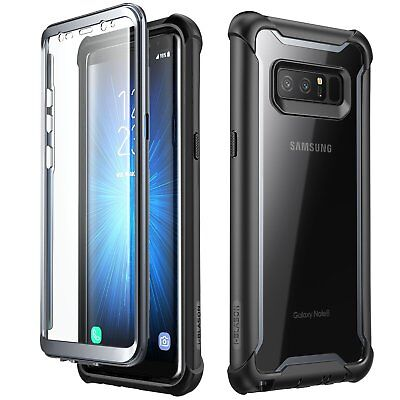 Samsung Galaxy Note 8 Case i-Blason ARES Full-body Cover With Screen Protector