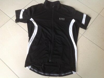 Gore short sleeve men's cycling jersey size large