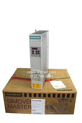 New  Boxed Siemens 6SE7016-1TA51-Z DC Inverter Simovert MC 6SE70161TA51Z