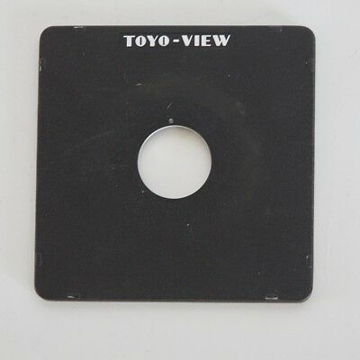 Toyo View Lens Board Copal 1 158mm x 158mm for 45G 810G Cameras