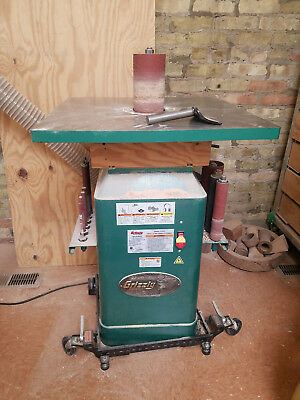 Grizzly G1071 - Oscillating Spindle Sander