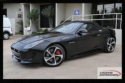 2016 Jaguar F-Type R 2016 Black R!