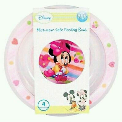 Disney baby Microwave Safe Feeding Bowl