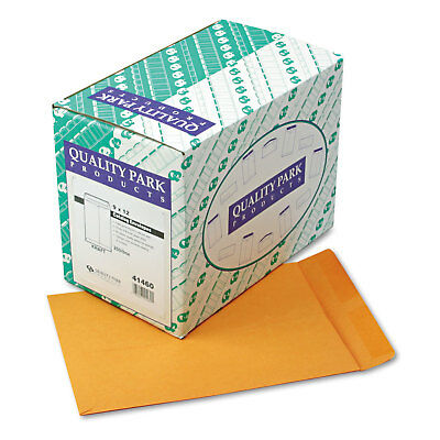 Quality Park Catalog Envelope 9 x 12 Brown Kraft 250/Box 41460