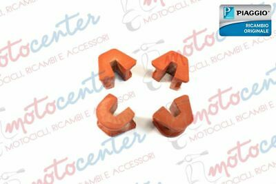 8006- Kit 4 Cursori Tasselli Traino Rossi Beverly 350 4T 4V Ie Euro3 Sport Touri