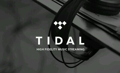 Tidal 1 Year Hifi Account (WorldWide) ALL DEVICES - OFFLINE MUSIC... ALL
