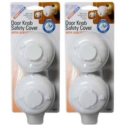 Mommy's Helper Door Knob Safety Cover, 2 Count (Pack of 2)