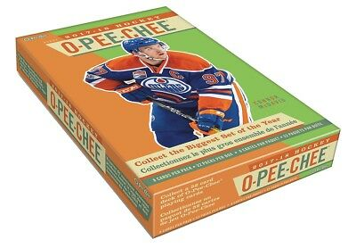 Upper Deck 2017-2018 NHL O-Pee-Chee Hockey Display