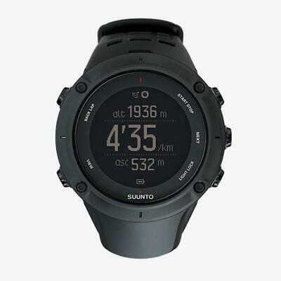 Suunto Ambit3 Peak Black GPS Heart Rate Monitor Watch | FREE Postage