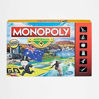 NEW Monopoly Australian Special Edition Age: 8+ .