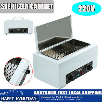 High Temperature Disinfection Sterilizer Autoclave Cabinet Salon Beauty Machine