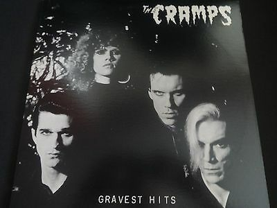 The Cramps Bad Music For Bad People Lp I R S Records Sp