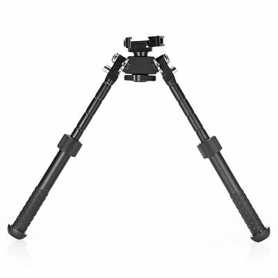 "4.75"" to 9"" Accu-Shot BT10-LW17 170-S Bipod Shooting Rest Quick Release QD Mount"