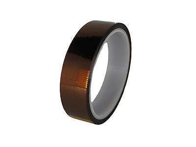 High Temperature Kapton Tapes (Polyimide) 36 Yards (5-50mm Width)