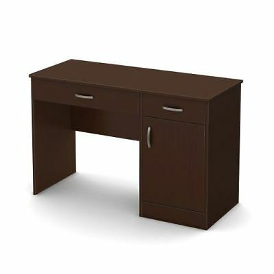 South Shore Furniture Axess Work Desk, Chocolate