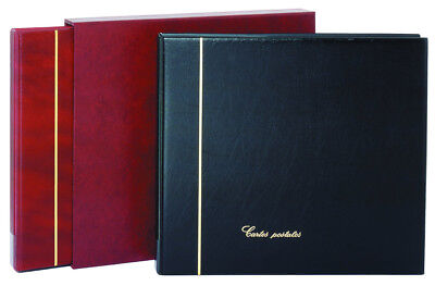 Maxi Postcard Album Package Cartes Postales - Black