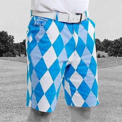 nouveau Royal & Awesome Funky Bruyant GOLF Short - Age TOMS