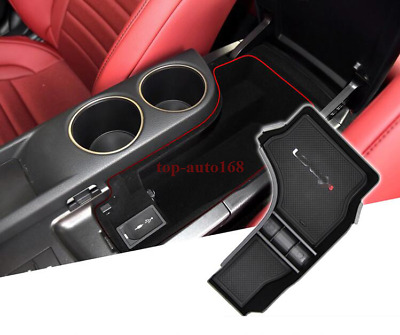 For Lexus IS200t IS350 2014 -2016 Console Armrest Storage Bin Box Tray Container