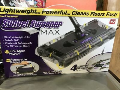Swivel Sweeper Max Brand New In Box