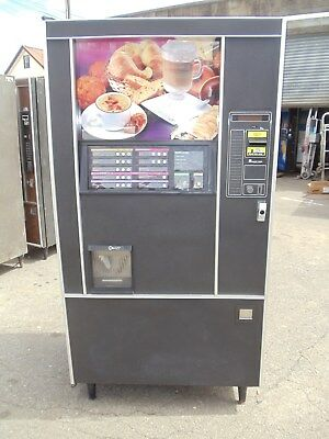 Automatic Products 213 FDX Coffee Vending Machine